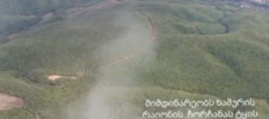 (Video) ჩორჩანის ტყის ოკუპაცია გრძელდება!!!