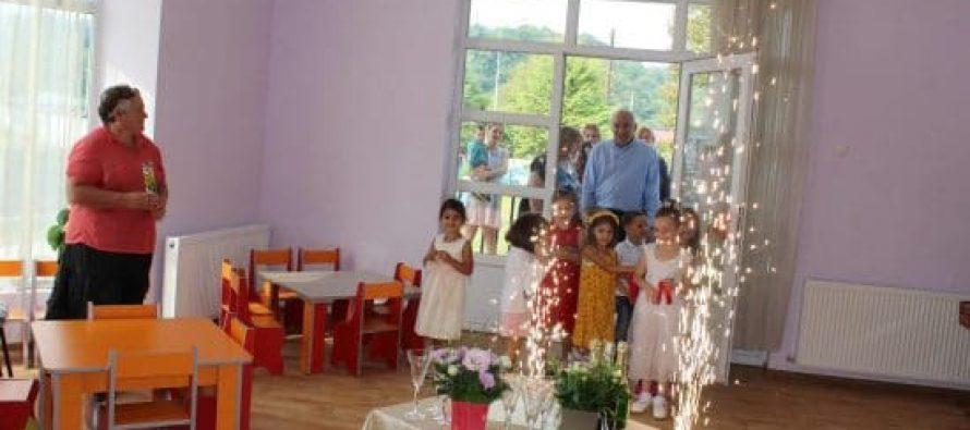 წალენჯიხის მუნიციპალიტეტის 34 საბავშვო ბაღში სასწავლო პროცესი დაიწყო