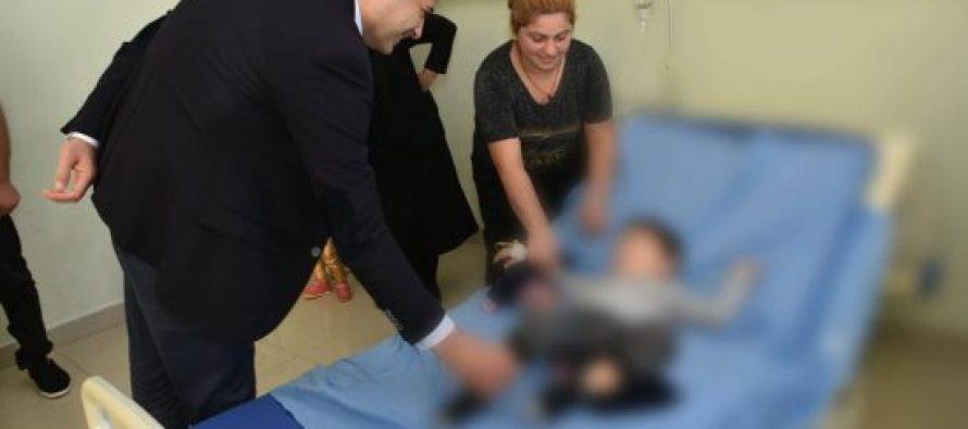 მარტვილის მე-2 საბავშვო ბაღში 16 აღსაზრდელი მოიწამლა-