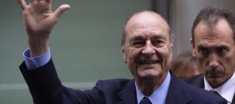 საფრანგეთის ყოფილი პრეზიდენტი ჟაკ შირაკი გარდაიცვალა