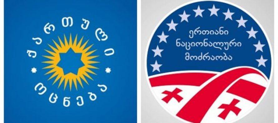 """ენმ-ის მხარდამჭერები უფრო დიდი ალბათობით არიან გადაწყვეტილები, ვიდრე """"ქართული ოცნების"""" მხარდამჭერები- NDI"""
