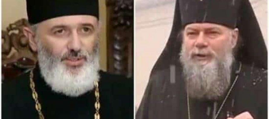 ახალი საეკლესიო სკანდალი-დეკანოზმა ანდრია ჯაღმაიძემ მეუფე პეტრეს არაკაცი უწოდა