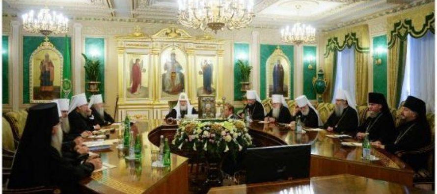 რუსეთის ეკლესია საბერძნეთის ეკლესიასთან ურთიერთობას შეწყვეტს