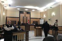 თბილისის საქალაქო სასამართლოში, გუშინ აქციაზე დაკავებული 6 პირის სასამართლო პროცესი იწყება