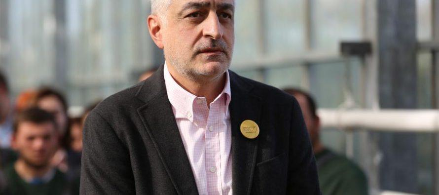 """მამუკა ხაზარაძე: ლელო არჩევნების გზით გაისტუმრებს """"ქართულ ოცნებას"""" და ძველ პოლიტიკოსებს ხელისფლებაში აღარ დააბრუნებს"""