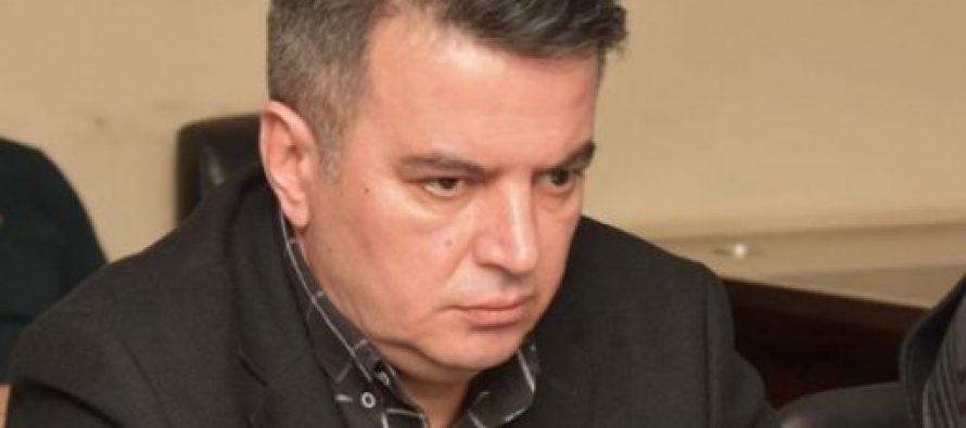 ექსკლუზივი- სამეგრელო-ზემო სვანეთის სუს-ის უფროსმა მალხაზ თორიამ თანამდებობა დატოვა