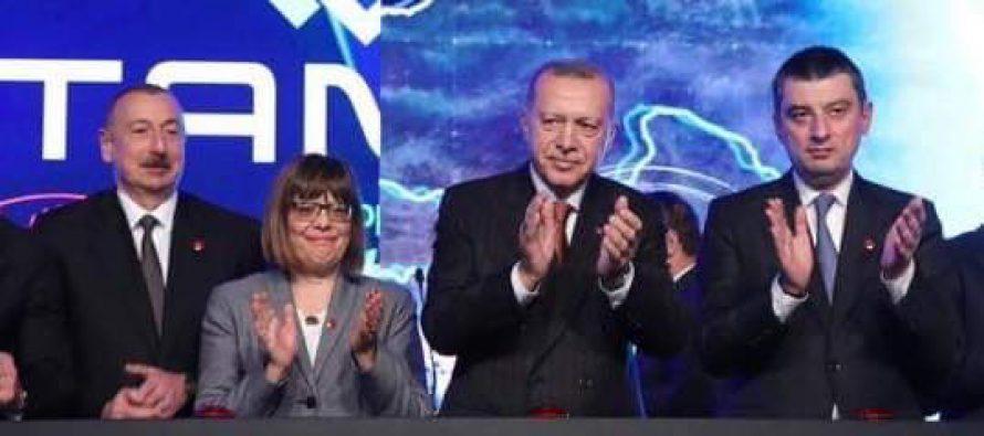 ირაკლი შონია : პრემიერ-მინისტრი გიორგი გახარია წარმოადგენს ახალ საქართველოს, წარმატებულ გზას მომავლისაკენ