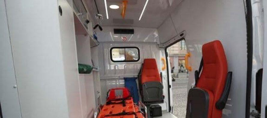 მერიამ ჯანდაცვის სამინისტროს სასწრაფო დახმარების 80 ავტომანქანა გადასცა
