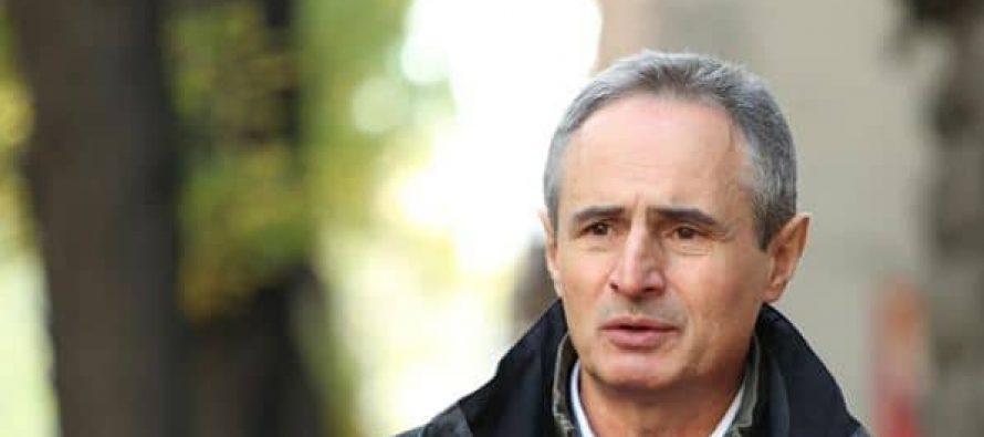 ადვოკატი-გიორგი რურუას დნმ-ს ნიმუშის ხელახალი აღებისას პოლიციელებისთვის წინააღმდეგობა არ გაუწევია