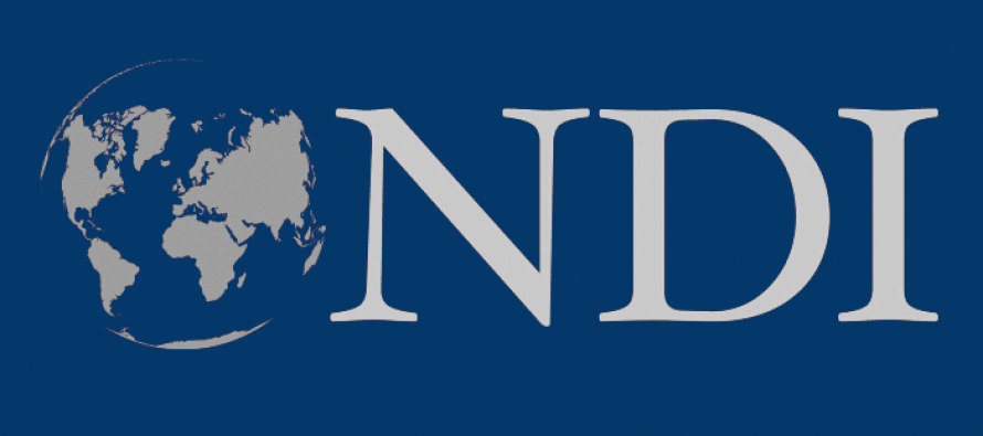 """""""ენდიაი"""" (NDI) საპარლამენტო არჩევნების საერთაშორისო გრძელვადიან დისტანციურ დაკვირვებას იწყებს"""