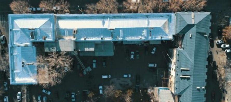 ნაძალადევის რაიონში, 30 კორპუსში სხვადასხვა სახის ინფრასტრუქტურული სამუშაო მიმდინარეობს