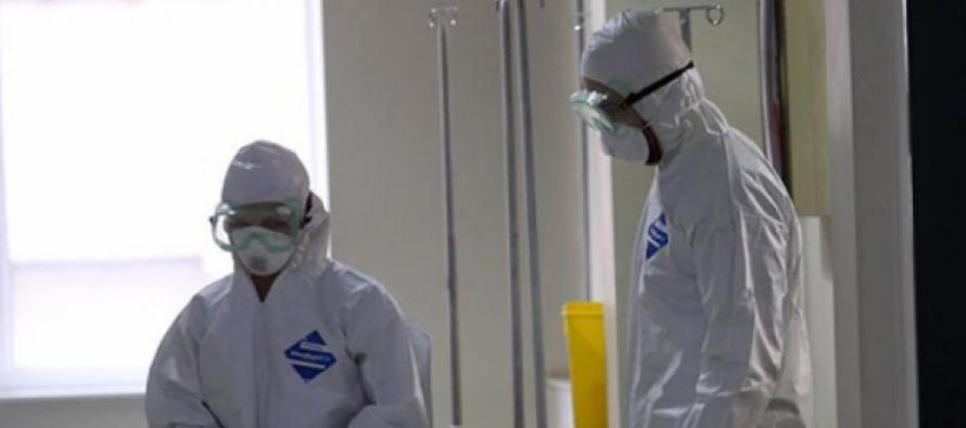 ინფექციურ საავადმყოფოში დღეს ჩინეთის კიდევ ორი მოქალაქე შეიყვანეს