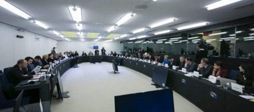 ევროპარლამენტში ევროკავშირი-საქართველოს საპარლამენტო ასოცირების კომიტეტის მეცხრე სხდომა გაიხსნა