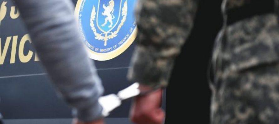 ქრთამის აღების ფაქტზე კახეთის რეგიონის ერთ-ერთი მუნიციპალიტეტის სამხედრო აღრიცხვის და გაწვევის სამსახურის უფროსი სპეციალისტი დააკავა
