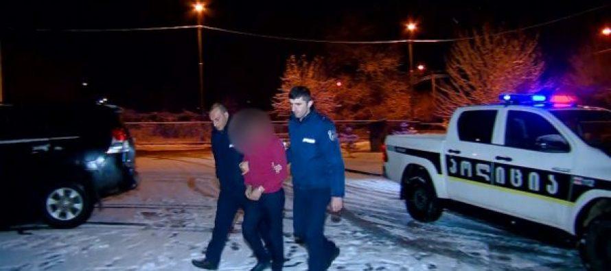 სამცხე-ჯავახეთის პოლიციამ განზრახ მკვლელობის მცდელობის ბრალდებით 2 პირი დააკავა