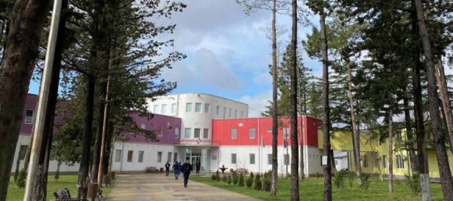 ქუთაისის ინფექციურ საავადმყოფოში კორონავირუსის კიდევ ერთი ფაქტი დადასტურდა