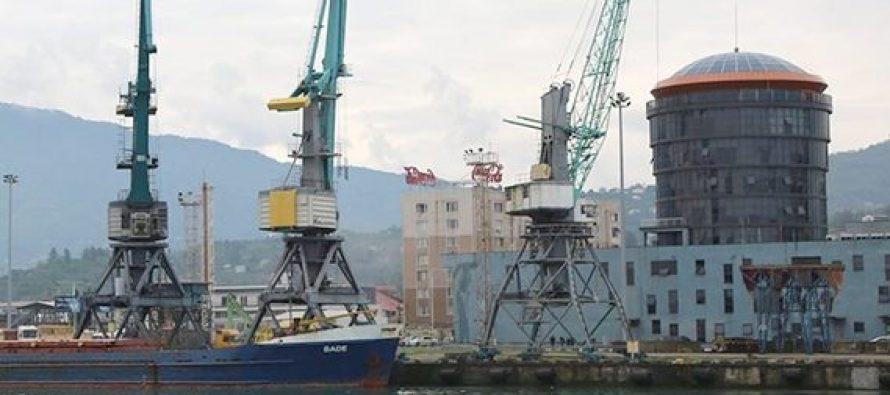 ბათუმის პორტში ხორბლით დატვირთული ორი გემი შემოვიდა