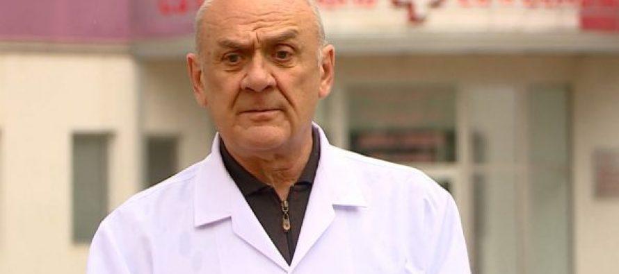 ქუთაისის ინფექციურ საავადმყოფოში ახალი კორონავირუსი ერთ პაციენტს დაუდასტურდა