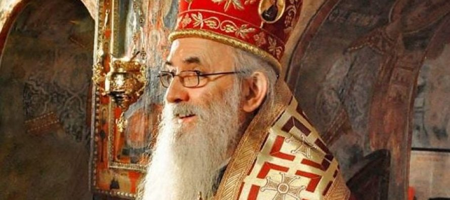 სერბეთის საპატრიარქოს 71 წლის მღვდელმთავარს კორონავირუსი დაუდგინდა