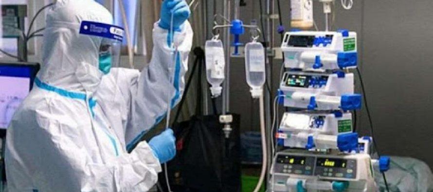 ქუთაისის ინფექციურ საავადმყოფოს სამ პაციენტს კორონავირუსი არ დაუდასტურდა