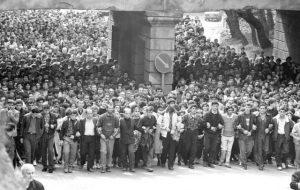 1989 წლის 9 აპრილის სისხლიანი ღამე – ისტორიული კადრები