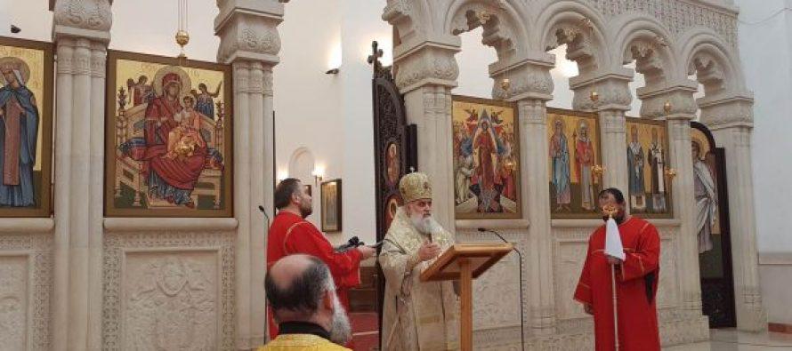 მეუფე გრიგოლი: ამ საგანგებო ვითარებაში ერთადერთი ადამიანი ალბათ, ვისაც შეუძლია ეს პასიუხისმგებლობის ტვირთი აიღოს და ამცნოს ქვეყანას თავისი გადაწყვეტილება, ეს იქნება კათოლიკოს პატრიარქი