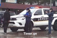 პოლიციამ საგანგებო მდგომარეობის რეჟიმის დარღვევის 706 ფაქტი გამოავლინა