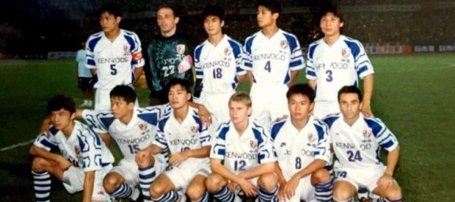 სოხუმელი გოჩა ჟორჟოლიანი – ერთადერთი ქართველი ფეხბურთელი ჩინეთის ჩემპიონი