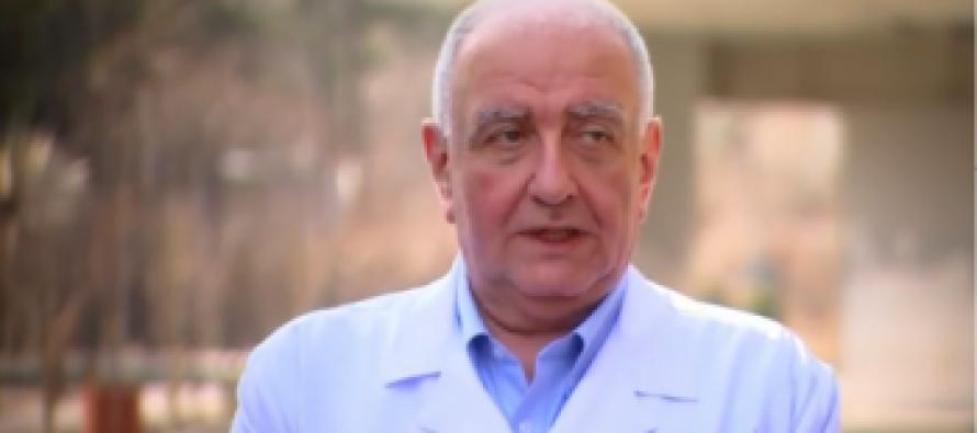 რესპუბლიკური საავადმყოფო კორონავირუსისგან გამოჯანმრთელებულმა სამმა პაციენტმა დატოვა