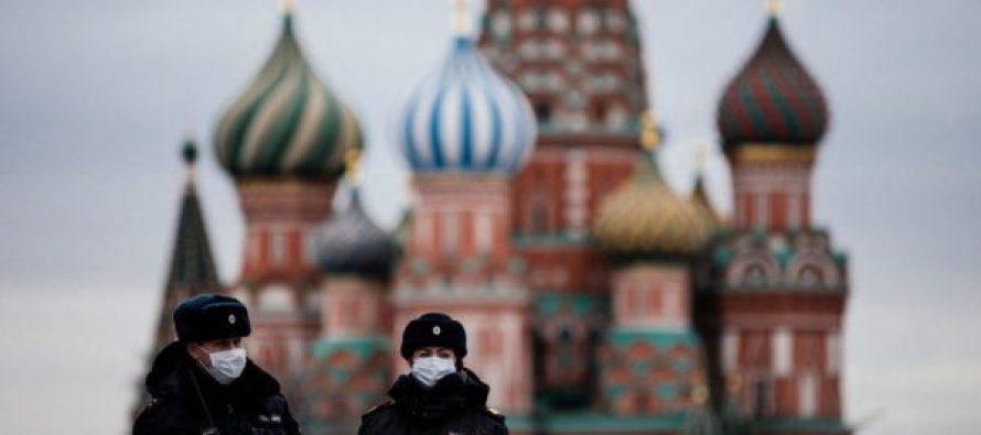 რუსეთში კორონავირუსის 7933 ახალი შემთხვევა გამოვლინდა