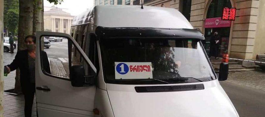 ქუთაისში ავტობუსებისა და მიკროავტობუსების მუშაობა განახლდა
