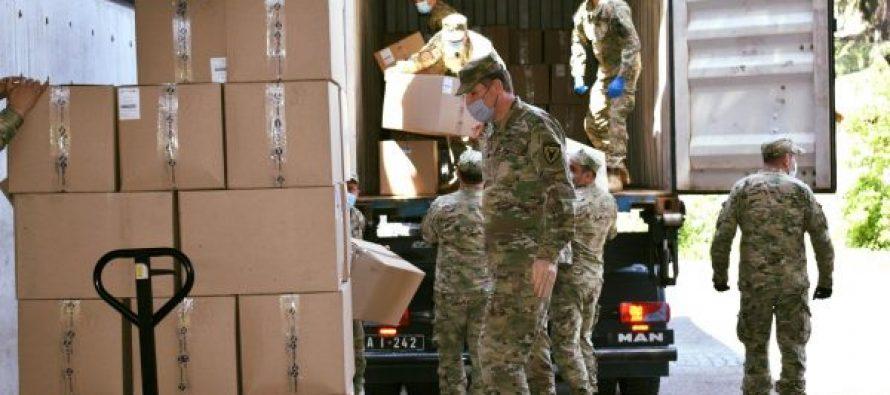 აშშ-ის მთავრობა აგრძელებს საქართველოსთან მჭირდო თანამშრომლობას COVID-19-თან ბრძოლაში