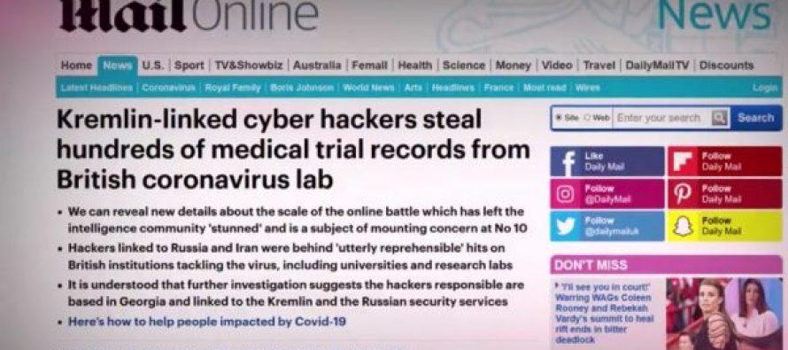 საქართველოში კრემლთან დაახლოებული ჰაკერული დაჯგუფება მოქმედებს – Daily Mail – ის სკანდალური გამოძიება