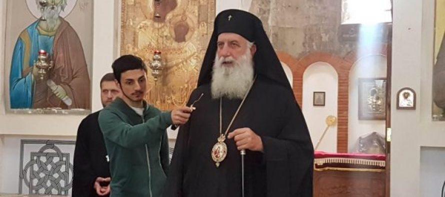 მეუფე გერასიმე ხე-ტყის გადაცემას ეკლესიისთვის ითხოვს