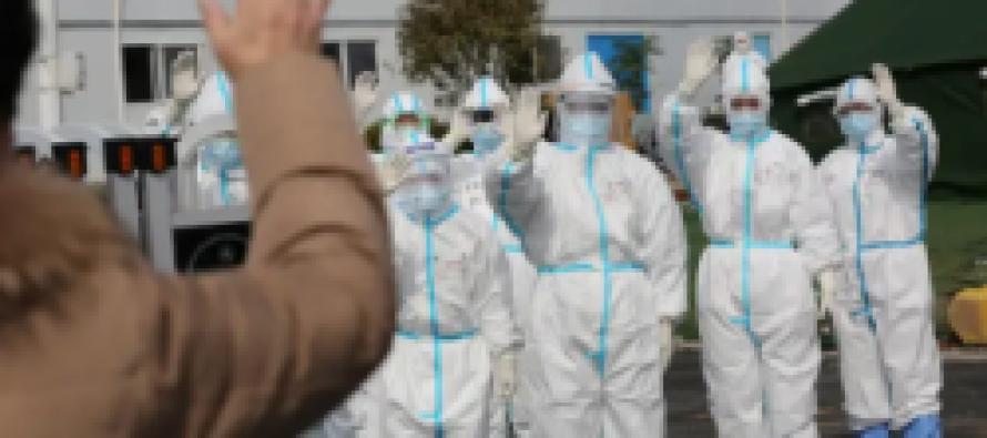 საქართველოში კორონავირუსისგან კიდევ 10 პაციენტი გამოჯანმრთელდა