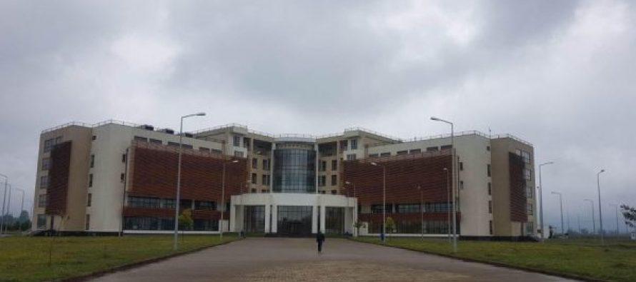 რუხის საავადმყოფოში ათი კოვიდინფიცირებული მკურნალობს