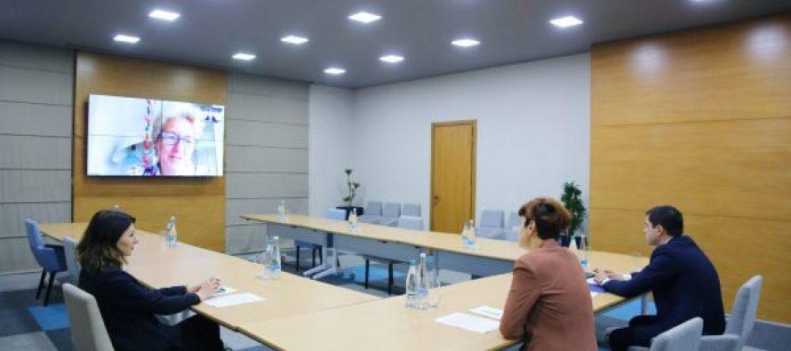 შინაგან საქმეთა მინისტრის პირველმა მოადგილემ გაეროს განვითარების პროგრამასთან (UNDP) ურთიერთთანამშრომლობის მემორანდუმს მოაწერა ხელი