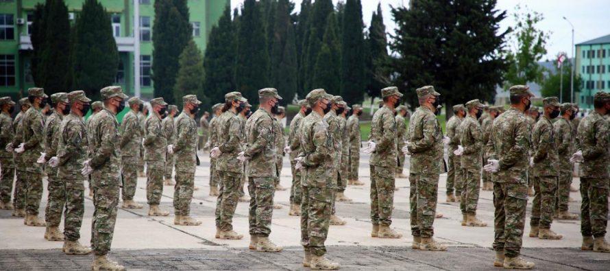 ქართველ სამხედროებს ნატოს წამყვანი ქვეყნების სტანდარტის უმაღლესი ხარისხის ახალი უნიფორმა და ფეხსაცმელი აქვთ