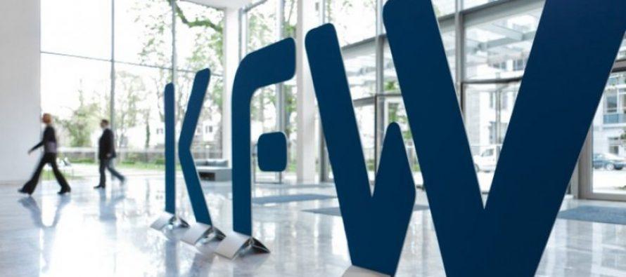 საქართველომ გერმანიის რეკონსტრუქციის საკრედიტო ბანკისგან (KfW) 90 მილიონ ევროს მიიღებს