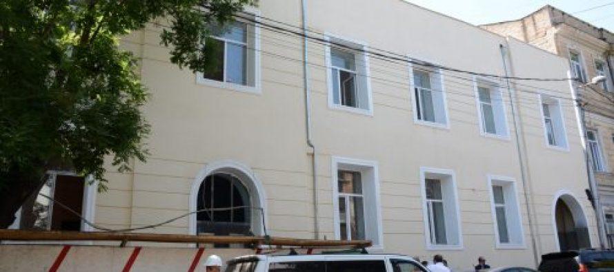 N4 და N55 ბაღების აღსაზრდრელები შემოდგომაზე განახლებულ შენობებში დაბრუნდებიან