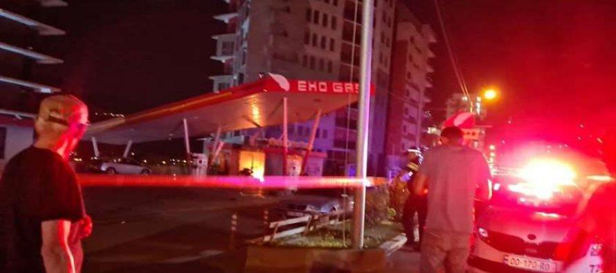 თბილისში, ნუცუბიძის პლატოზე, ელგუჯა ამაშუკელის ქუჩაზე აფეთქება მოხდა