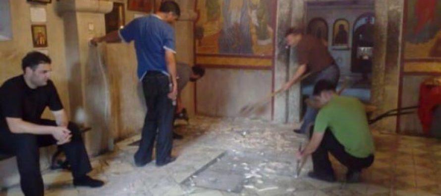 საპატრიარქო ეკლესიაში საფლავების განადგურებაზე-17 წლის წინანდელია, თუმცა, არ მართლდება