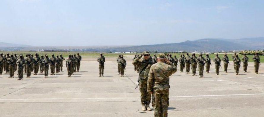 ავღანეთის სამშვიდობო მისიაში მორიგი როტაცია განხორციელდა