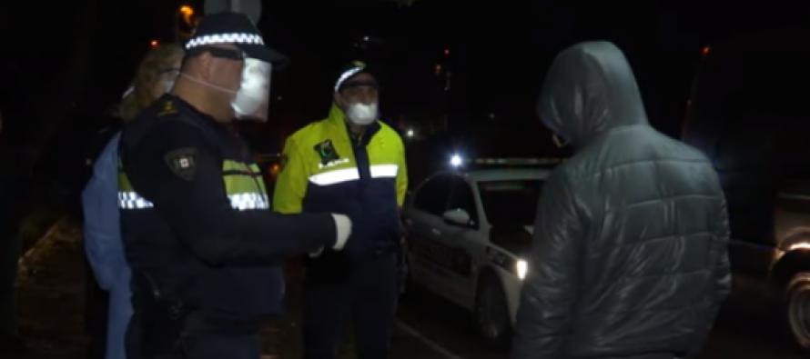 სასამართლომ დისტანციის დაუცველობის გამო დაჯარიმებულ 7 ადამიანს 3000-ლარიანი ჯარიმა გაუუქმა