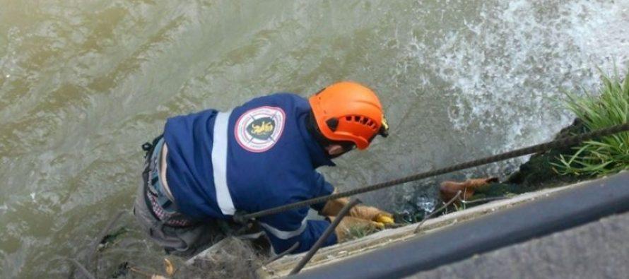 სამდღიანი ძებნის შემდეგ ახალგაზრდა მამაკაცის ცხედარი მდინარე რიონში იპოვეს
