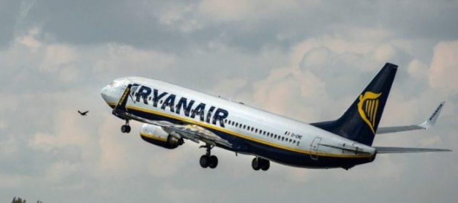 მთავრობის შეზღუდვებმა გვაიძულა, თქვენი ფრენა გავაუქმოთ – Ryanair-ის წერილი ქართველ მომხმარებლებს