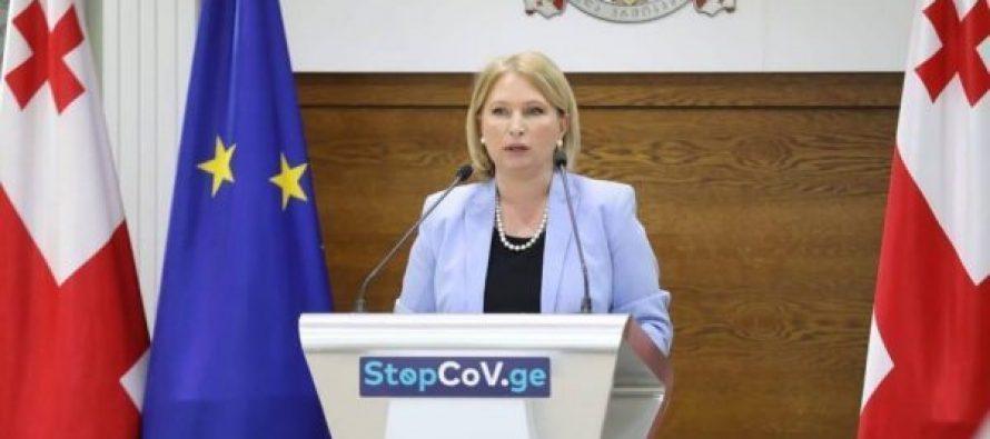 ნათია თურნავა : სამწუხაროდ, ის მეორე ტალღა, რომელსაც ვარაუდობდნენ მთელი მსოფლიოს ეპიდემიოლოგები, საქართველოში უკვე დაწყებულია