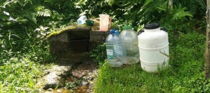 ზაფხული სასმელი წყლის გარეშე ნატანებში და 3 კილომეტრამდე გზა წყურვილის მოსაკლავად