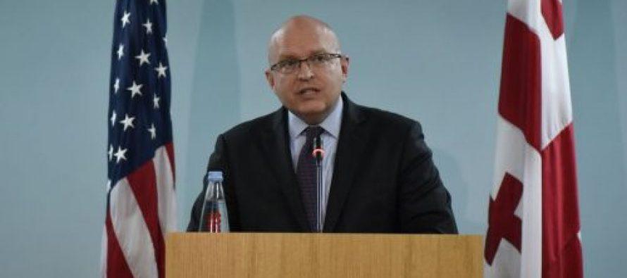 ფილიპ რიკერი: რუსეთის უსაფუძვლო დეზინფორმაცია, მათ შორის აგრესიული კამპანია ლუგარის ცენტრის დისკრედიტაციის მიზნით, კრემლის ცინიზმს აჩვენებს