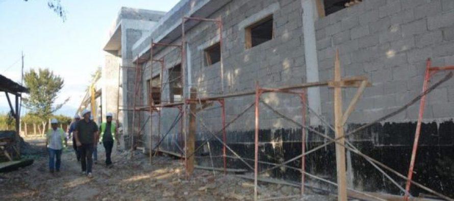 ჩხოროწყუს მუნიციპალიტეტის სოფელ ხაბუმეში N3 საჯარო სკოლა შენდება